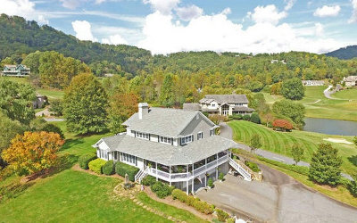 Hayesville Single Family Home For Sale: 1372 Mtn Harbour Dr