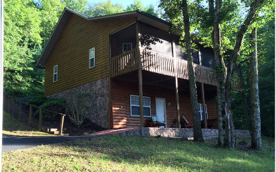 Hayesville Single Family Home For Sale: 437 River Cove Lane