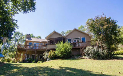 Hayesville Single Family Home For Sale: 755 East Lakeview