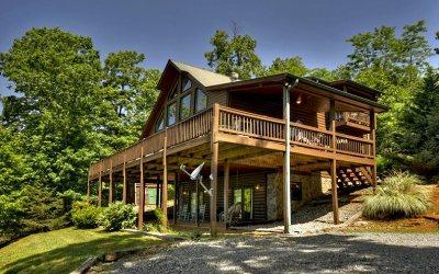 Blue Ridge Single Family Home For Sale: 703 Scenic Mountain View