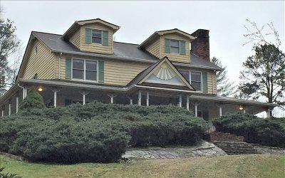 Murphy Single Family Home For Sale: 1795 Ebenezer Road
