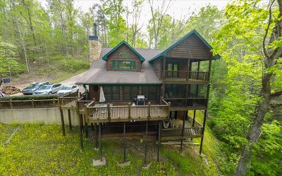 Jasper Single Family Home For Sale: 128 Rushing Waters Court