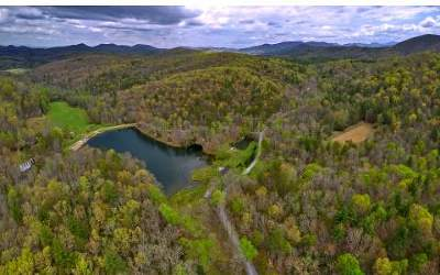 Blue Ridge Residential Lots & Land For Sale: 12 Ac Mtn Top Doublehead G