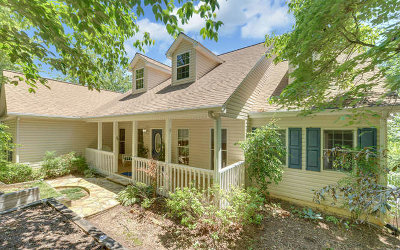 Hiawassee Single Family Home For Sale: 1506 Honey Bee Ridge