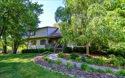 Hiawassee Single Family Home For Sale: 2363 Hidden Valley Road