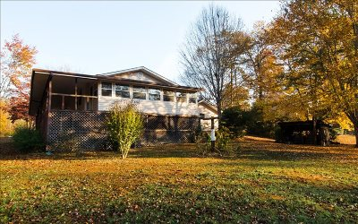 Mineral Bluff Single Family Home For Sale: 267 Mountain Rivers Road