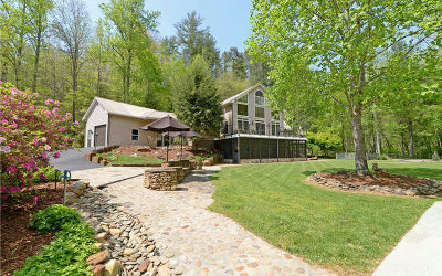 Hayesville Single Family Home For Sale: 361 River Sound Village