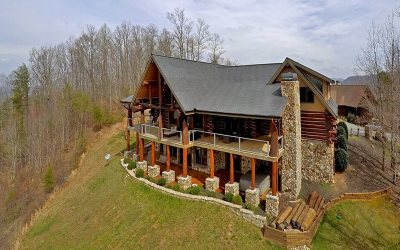 Blue Ridge Single Family Home For Sale: 539 Deercrest Overlook
