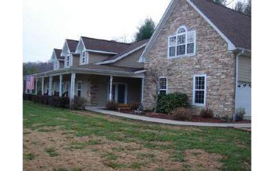 Blairsville Single Family Home For Sale: 1075 Trackrock Church Rd