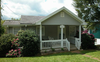 Hayesville Single Family Home For Sale: 3931 Myers Chapel Road