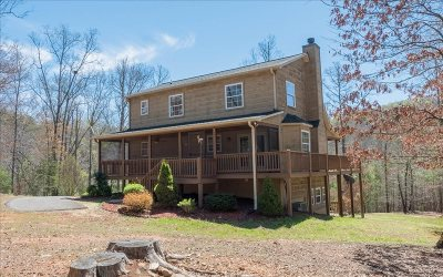 Blairsville Single Family Home For Sale: 147 Jordan Lane