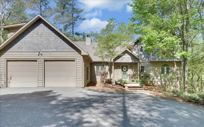 Hiawassee Single Family Home For Sale: 7001 Speese Drive