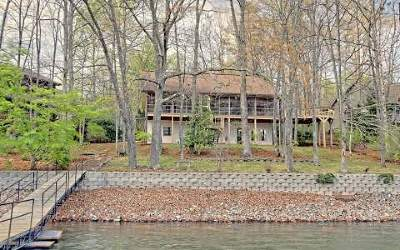 Hiawassee Single Family Home For Sale: 635 Long View Dr