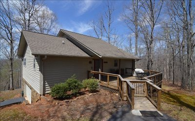 Hayesville Single Family Home For Sale: 577 Eagles View Drive