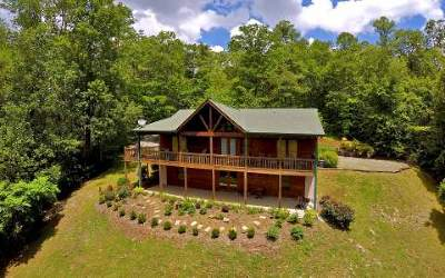 Blue Ridge Single Family Home For Sale: 195 Trina Lane