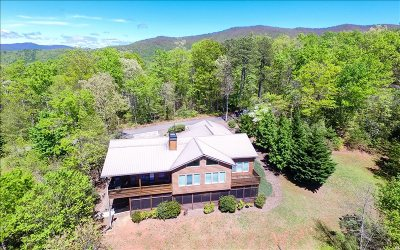 Hiawassee Single Family Home For Sale: 2604 The Ridges
