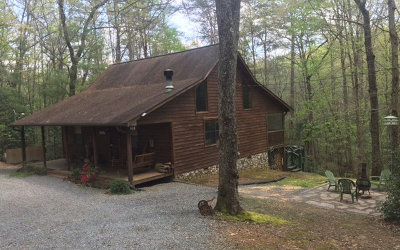 Blue Ridge Single Family Home For Sale: 557 Mangums Trail