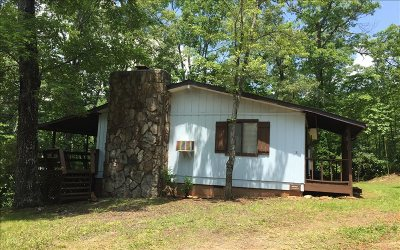 Murphy NC Single Family Home For Sale: $89,900