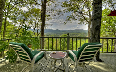 Blue Ridge Single Family Home For Sale: 1185 Millstone Mtn Lane