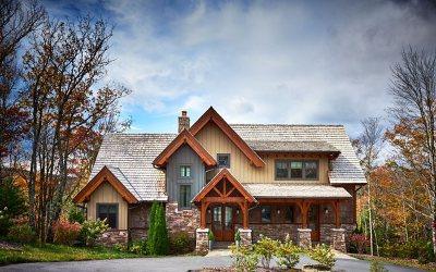Blue Ridge Single Family Home For Sale: 49 Ivy Ridge