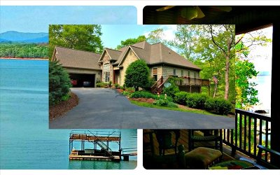 Blairsville Single Family Home For Sale: 356 Arrowood Landing
