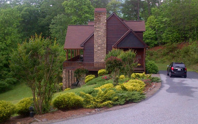 Hiawassee Single Family Home For Sale: 2357 Haven Height Road