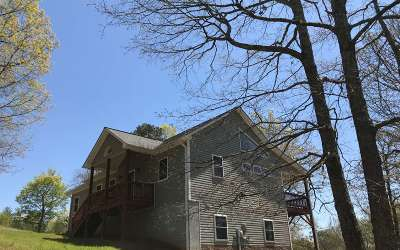 Murphy Single Family Home For Sale: 340 Country Mountain Rid