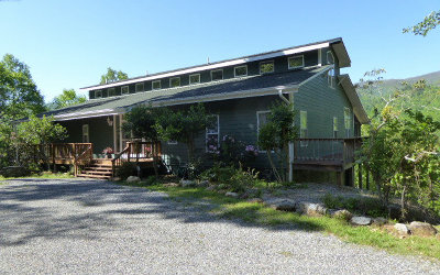 Hiawassee Single Family Home For Sale: 3571 Fodder Creek Road