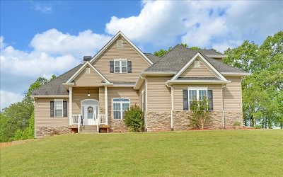 Blairsville Single Family Home For Sale: 234 Knights Square