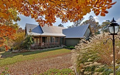 Warne Single Family Home For Sale: 741 Quail Cove Circle