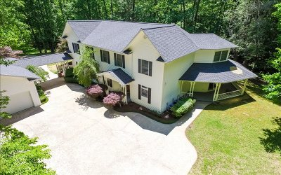 Hiawassee Single Family Home For Sale: 3570 Fodder Creek