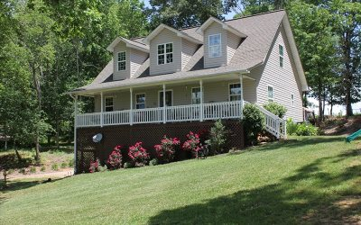 Blairsville Single Family Home For Sale: 124 Creeping Cedar Lane