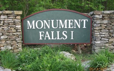 Residential Lots & Land For Sale: Lt11 Monument Falls
