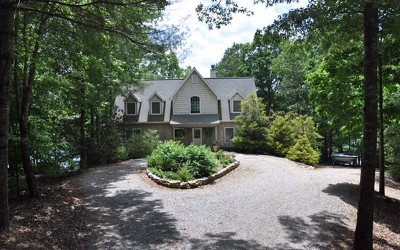 Union County Single Family Home For Sale: 302 Lake Shore Dr