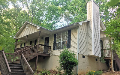 Ellijay GA Single Family Home For Sale: $150,000