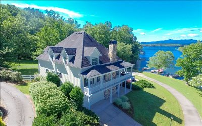 Hayesville Single Family Home For Sale: 193 Lakefront Terrace