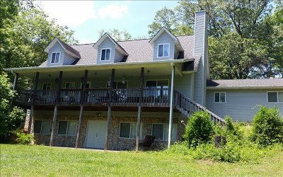 Hayesville Single Family Home For Sale: 3076 Old Highway 64 West