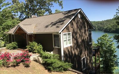 Murphy Single Family Home For Sale: 475 Lonesome Pine Road