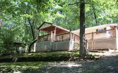 Towns County Single Family Home For Sale: 4302 Rock Creek Rd.