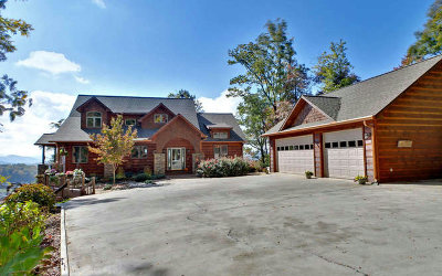 Hayesville Single Family Home For Sale: 29 Chatuge Heights
