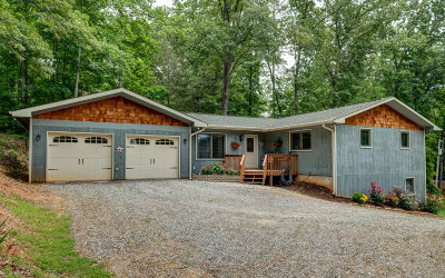 Hayesville Single Family Home For Sale: 731 Walker Point Road