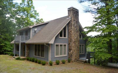 Cherokee County Single Family Home For Sale: 142 Nottley Ridge Rd.