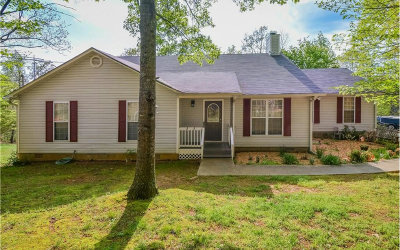 Jasper Single Family Home For Sale: 2785 Hill City Rd