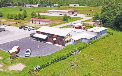 Blairsville Commercial For Sale: 24 Ivylog Rd