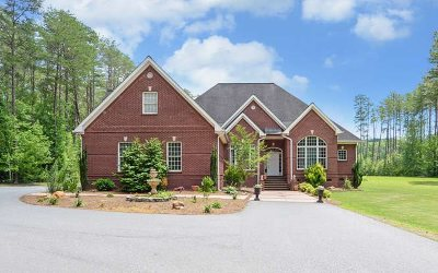 Cherokee County Single Family Home For Sale: 130 Drew Taylor Rd.