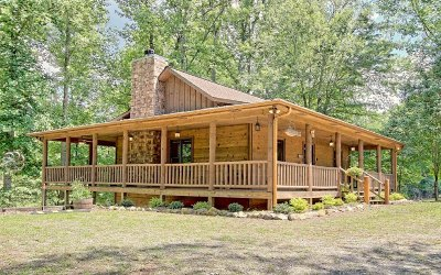 Hiawassee Single Family Home For Sale: 1780 Hunnicutt Rd