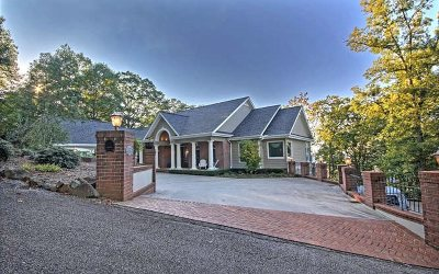 Hiawassee Single Family Home For Sale: 777 Bear Cub Trail