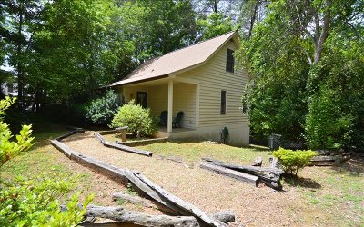 Young Harris Single Family Home For Sale: 1807 Settlement Road