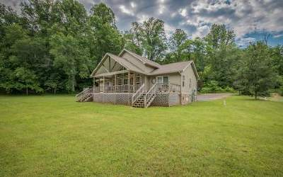 Hiawassee Single Family Home For Sale: 4505 McCullum Trail
