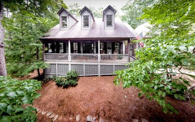 Jasper Single Family Home For Sale: 804 Hunters Trace